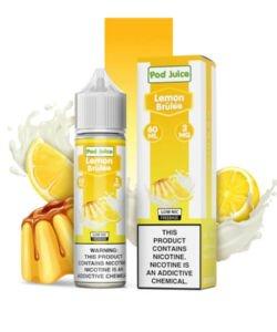 Lemon Brulee By Pod Juice 60ml