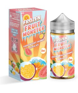 Passionfruit Orange Guava Ice By Frozen Fruit Monster 100ml