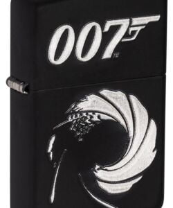 Bond BT 007 Gun Logo #49329 By Zippo