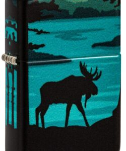 Moose Landscape Design #49481 By Zippo