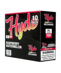 Hyde Color Recharge 3000 Puffs